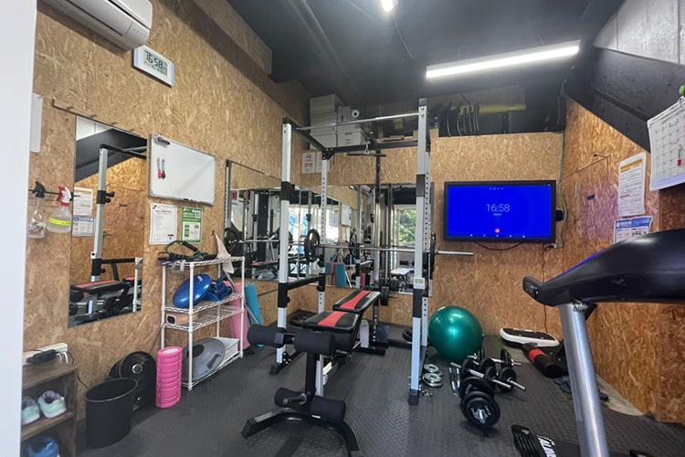 プライベートトレーニングスペース